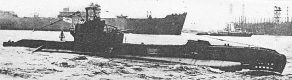 s class submarine