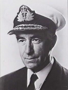 vice admiral sir richard peek