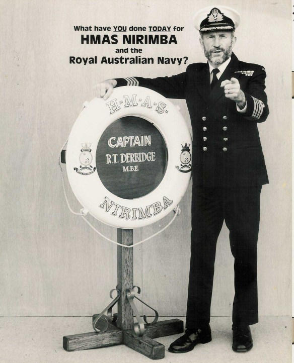 What have you done for HMAS Nirimba today