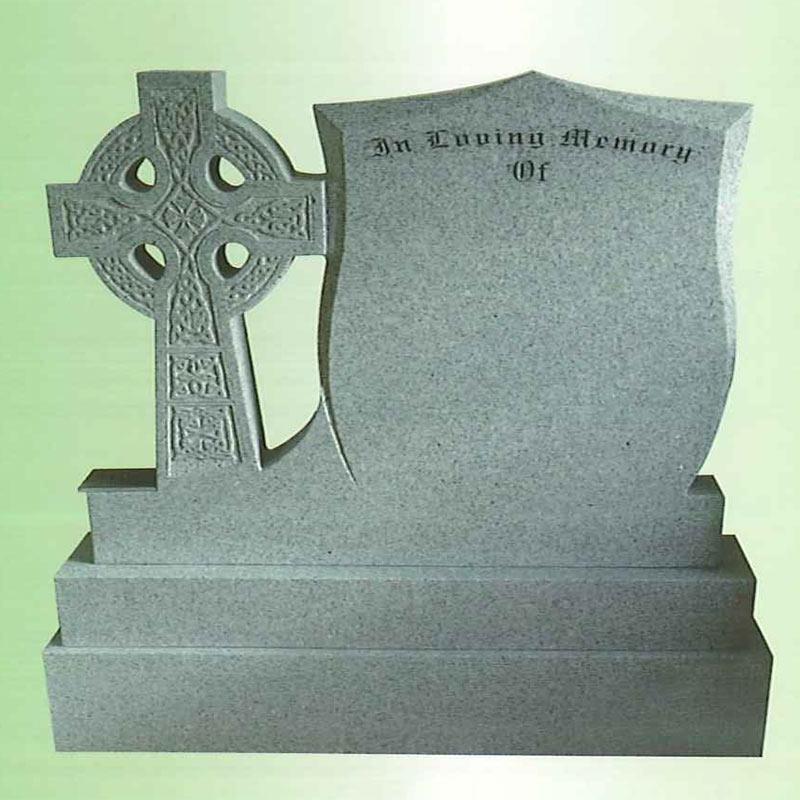 Shield-and-Cross-Headstone-Navan-Memorials