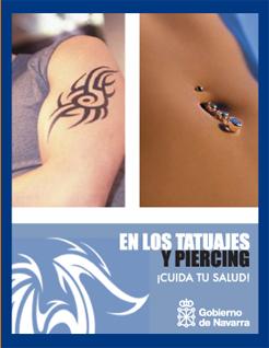 Sanidad Ambiental Tatuajes Y Piercings Navarraes