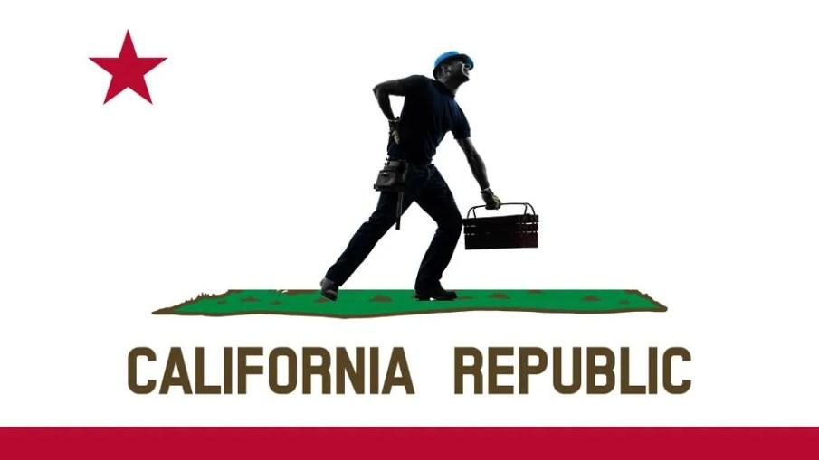 work injuries california
