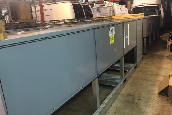 100% Fresh air Condenser unit 2