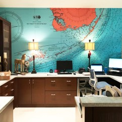 Wall Color Combination For Living Room Lovely Designs Nautical Chart Wallpaper | Map ...