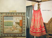 Jaipur Bride In Anita Dongre Bridal Lehenga | Destination ...