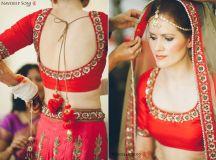 Jaipur Bride In Anita Dongre Bridal Lehenga | Candid ...