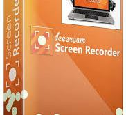 Icecream Screen Recorder Pro 4.82 Crack With Patch Free Download