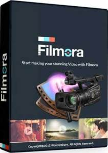 Wondershare Filmora 8.2.3.1 Crack Patch + Portable Free |Download|
