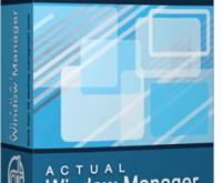 Actual Window Manager 8.11 Crack (Serial Key + Portable) Free Download