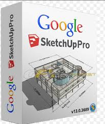 Google SketchUp Pro 2018 Crack With Serial Key Full Free Download