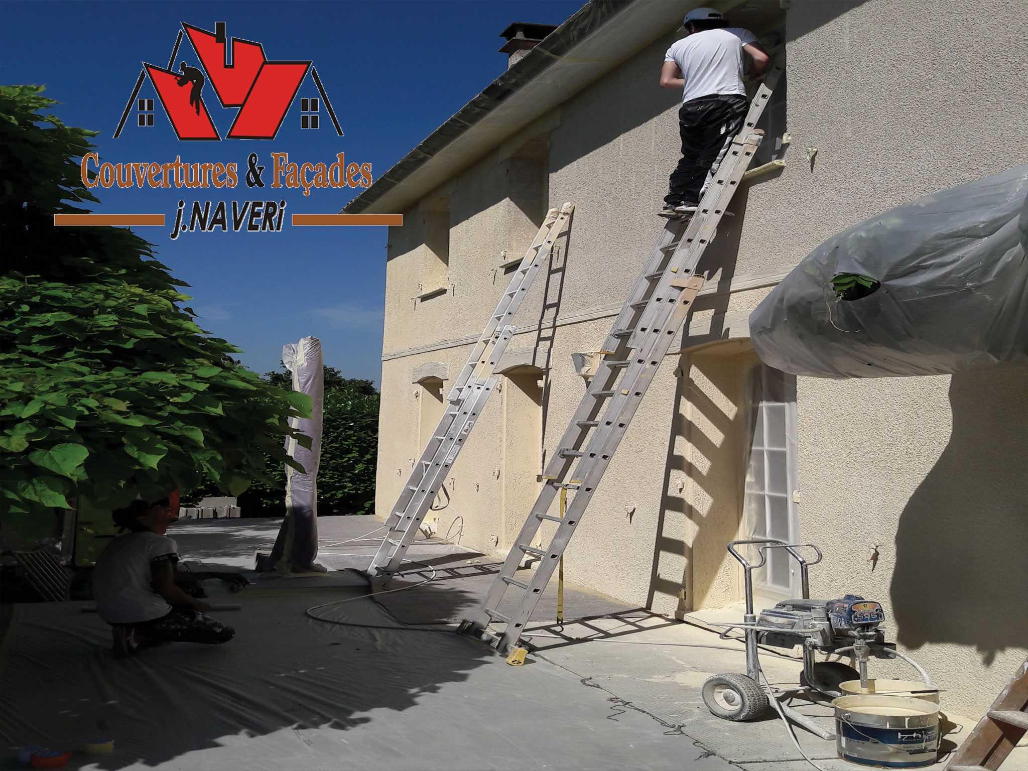 Rénovation de façades