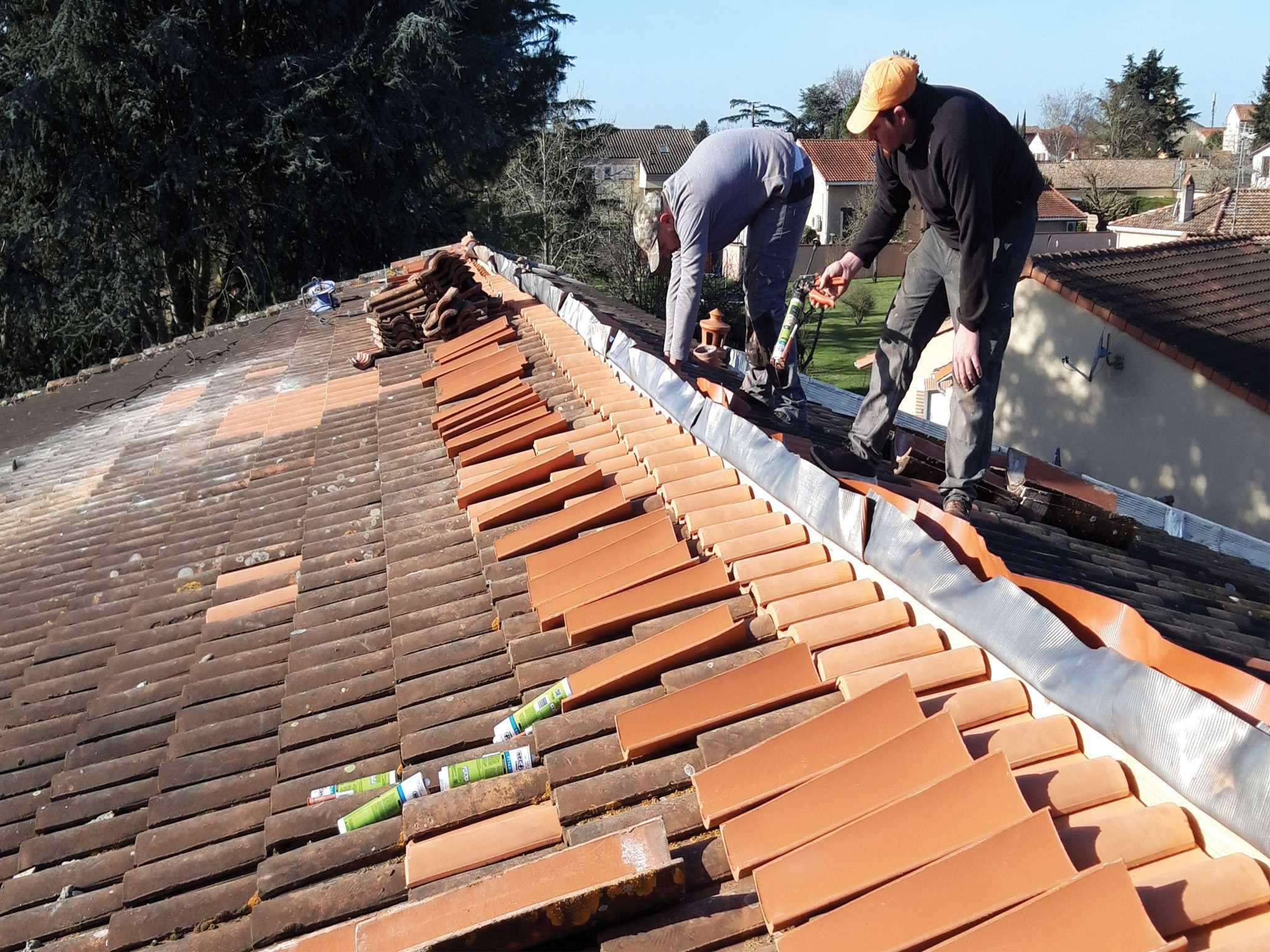 réparation toiture frouzins