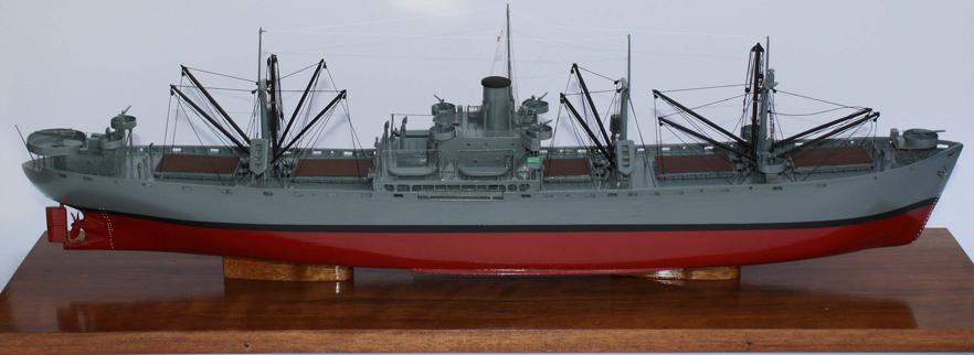 Navesink Maritime Heritage Association  Liberty Ship