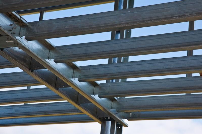 Estructuras metlicas modulares de naves prefabricadas