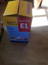 Starter kit électrique