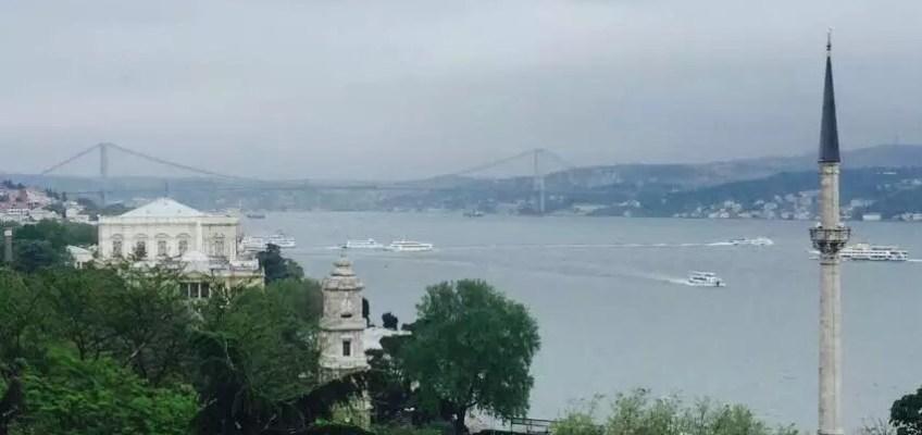 トルコ旅行記 イスタンブール