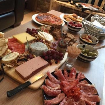 イギリスのホームパーティー&女子会 簡単おしゃれ料理