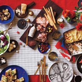 ホームパーティー 簡単おしゃれ前菜盛り合わせアイディア