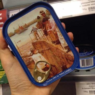 イギリスのスーパー ウェイトローズの調味料と缶詰め お土産ガイド