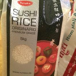 イギリスでのお米について 続編~イギリスで美味しいお米が食べたい