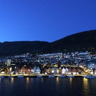 青空ベルゲン 北欧の春ノルウェー旅行記その一(画像付き)
