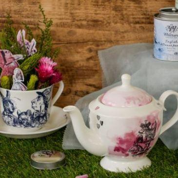 イギリス紅茶のおすすめ Whittard of Chealsa 紅茶、チョコレートと食器