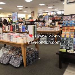 子連れのニューヨークマンハッタン①本屋Barnes & Noble 本と文房具お土産