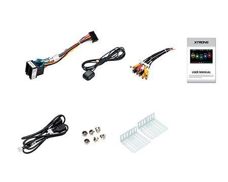 2 DIN Xtrons Radio DVD GPS Bluetooth- Navi4all.com