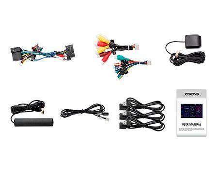 IB99MTVPL Android 9 Radio GPS 4GB+64GB VW|SEAT|SKODA