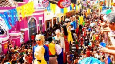 carnaval em olinda é um lugares mais baratos para o curtir o carnaval 2019