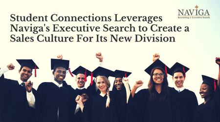 How a New Executive Sales Hire Positively Impacted Culture