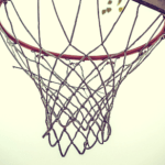 March Madness Basketball hoop