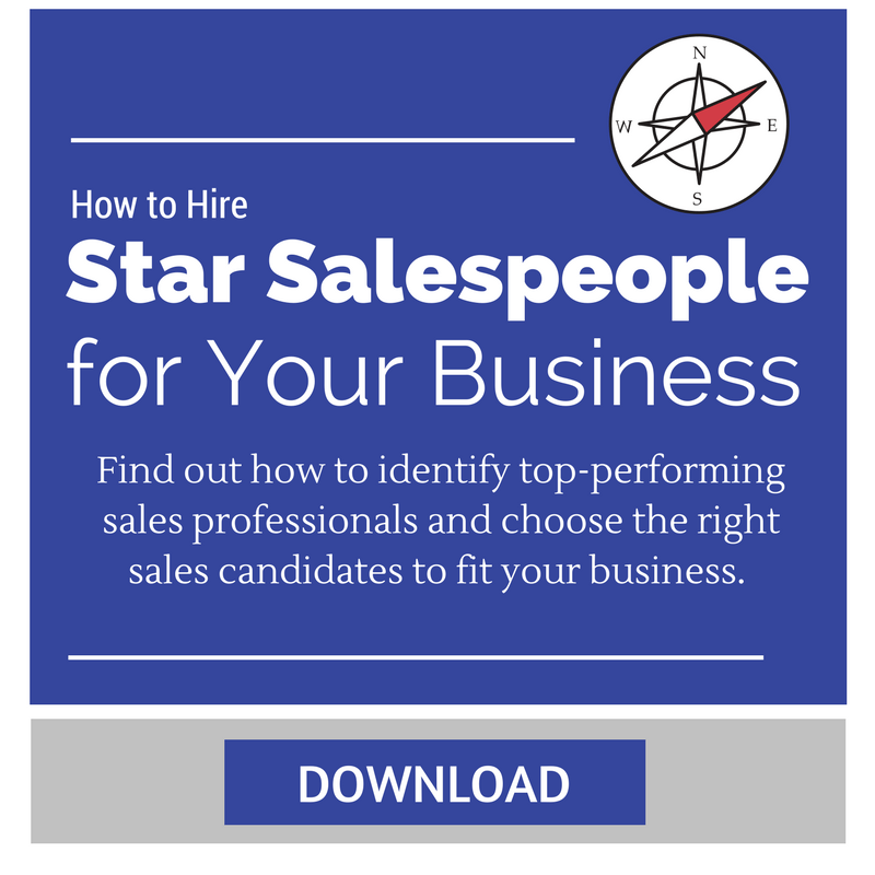 How To Hire Star Salespeople for Your Business
