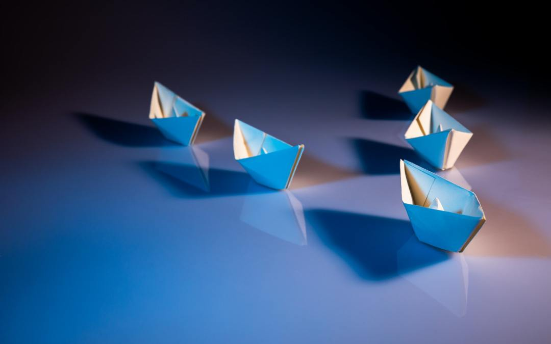 Big Companies, Brave New Era: 5 Signs Your Organization Needs to Build Its Change Capabilities