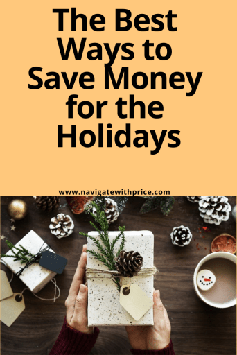 Enjoy buying gifts for your loved one? Save money for gifts with The Best Ways to Save Money for the Holidays.