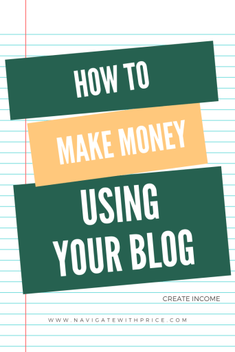 Make money using your blog by creating a small business. Get your blog started right and implement ways to make money from your blog.