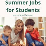 The Best Summer Jobs for Students