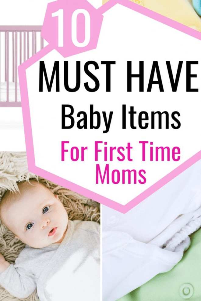 10 Must Have Baby Items