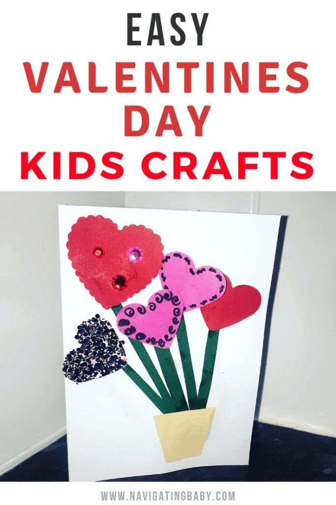 Valentines Day Crafts forkids