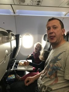 Flying with Kids Hints and Tips