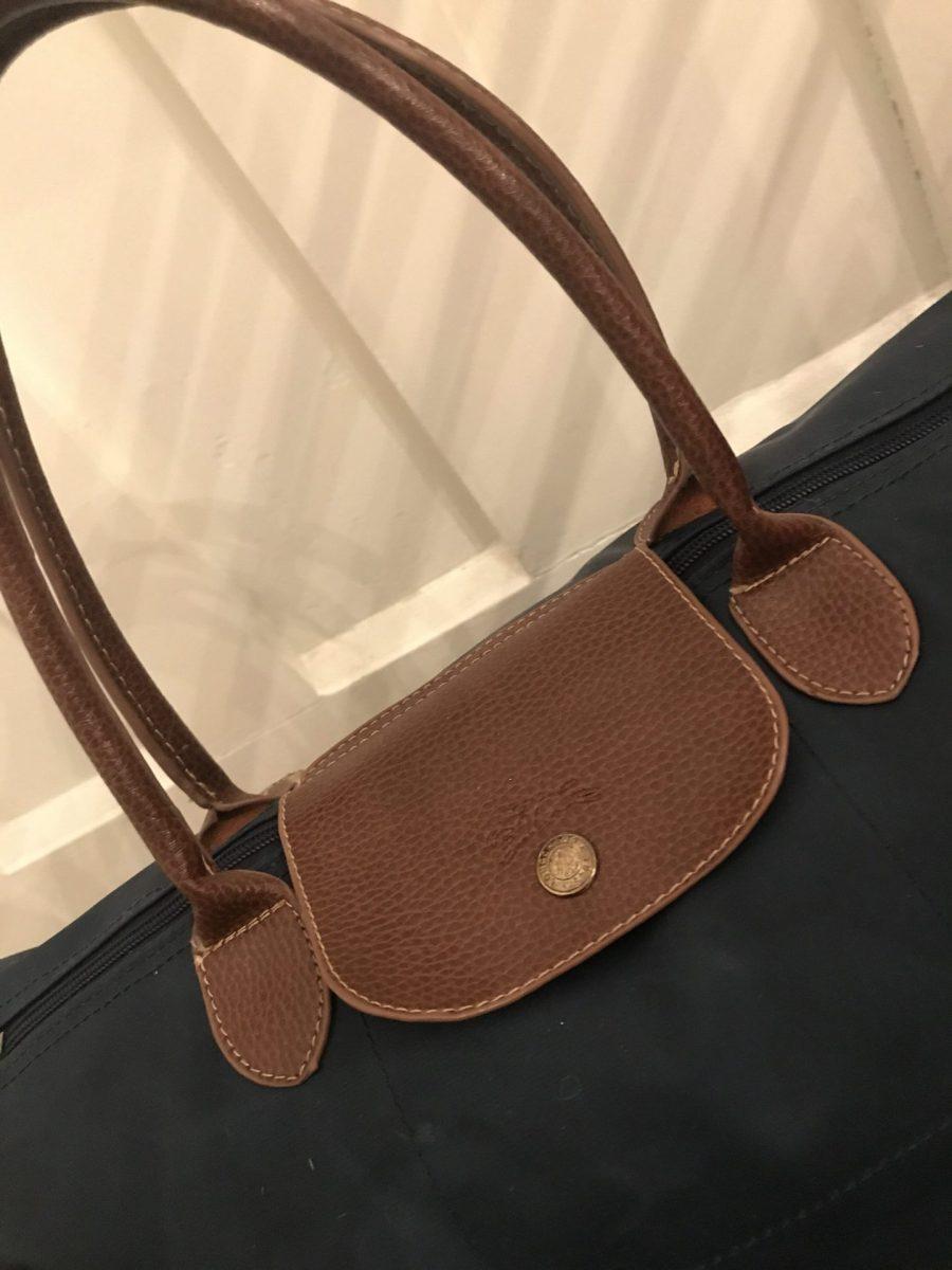 My mummy handbag vs my 20 something handbag