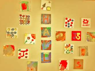Canvas Painting Wall