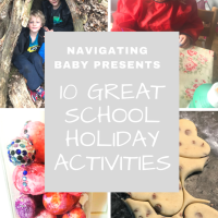10 Great Things to Do with Kids over the holidays