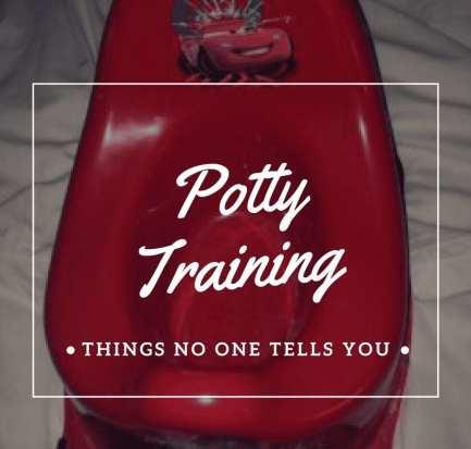 potty training tips