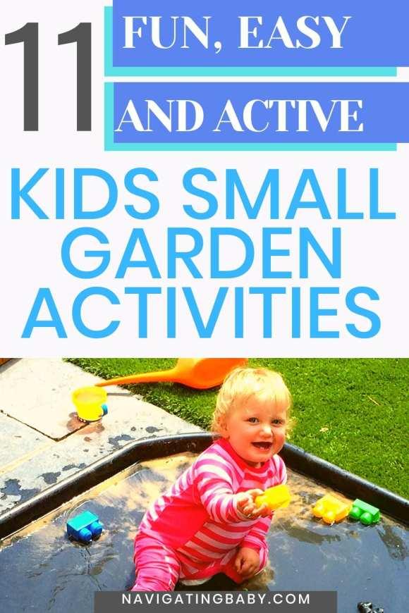 Small Garden fun