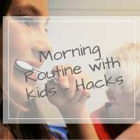 9 Easy Morning Routine Hacks for moms