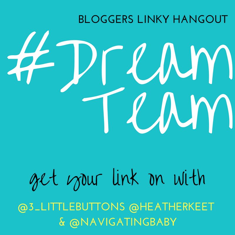 Bloggers #DreamTeam Linky 124