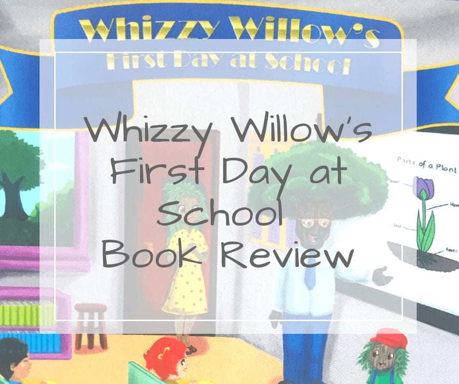Wizzy Willow's First Day at school