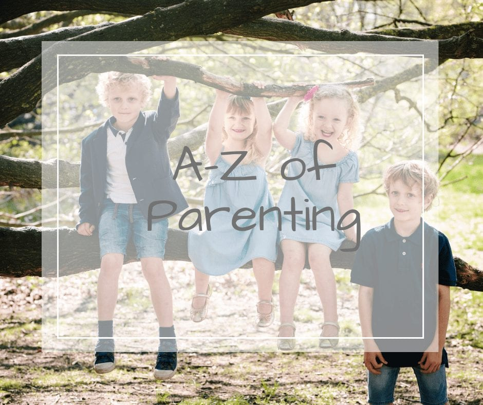 A-Z of Parenting
