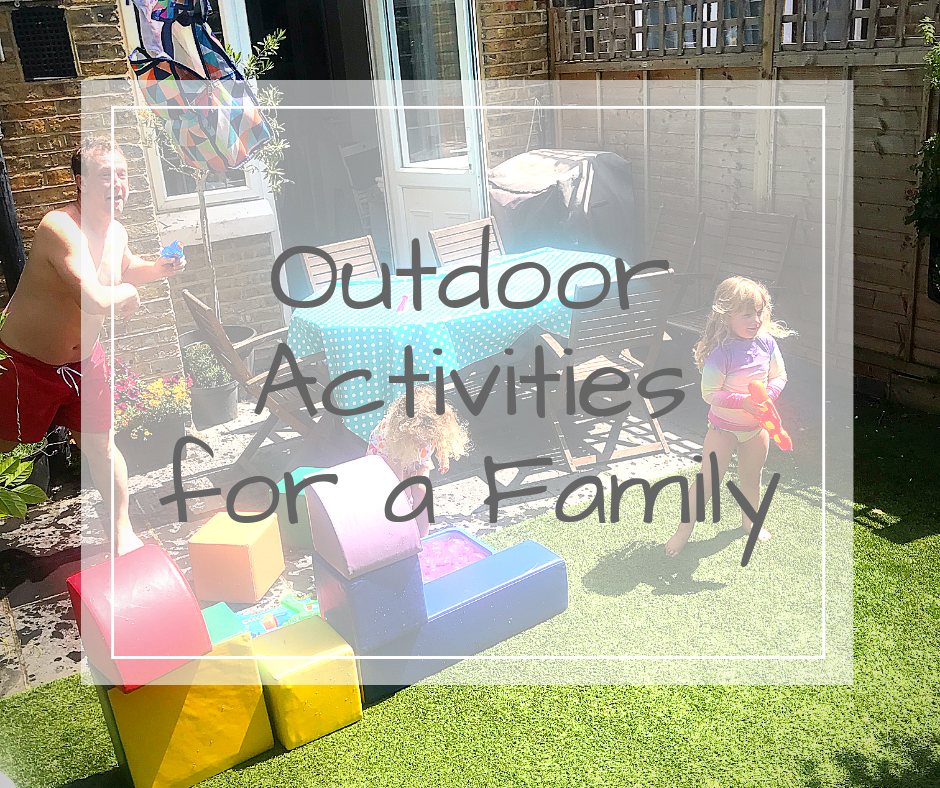 Outdoor Activities for a Family